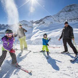 Domaine skiable Gavarnie-Gèdre