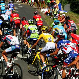 Climbs of the Tour de France