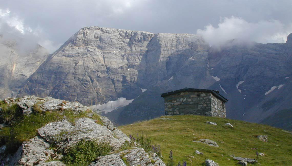 Cabaña del pastor