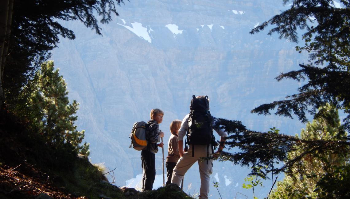 Randonnées au cœur du massif Gavarnie-Mont Perdu (Patrimoine Mondial UNESCO)