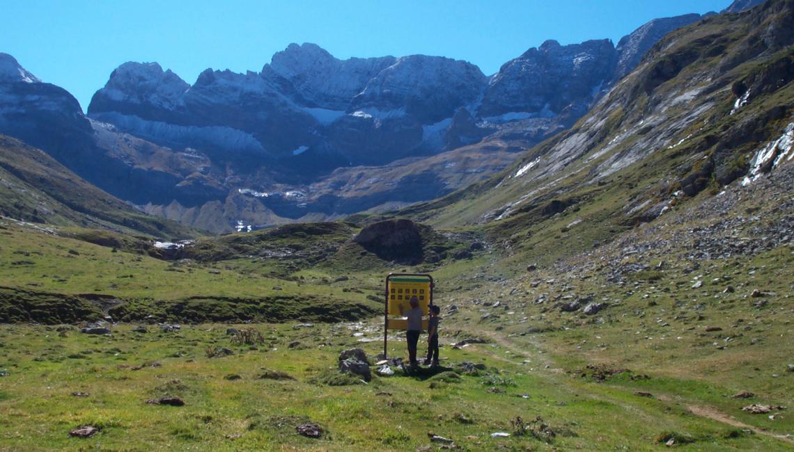 El Parque Nacional de los Pirineos