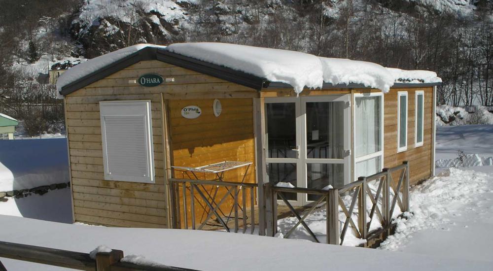 Modèles particulièrement adaptés pour un usage hivernal