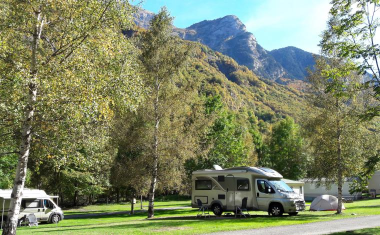 Emplacements camping-cars