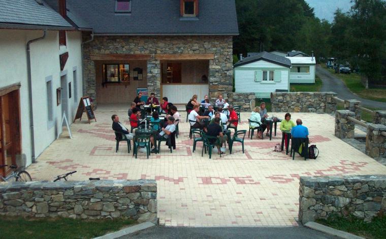 Campsite friendliness
